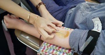Doador de sangue